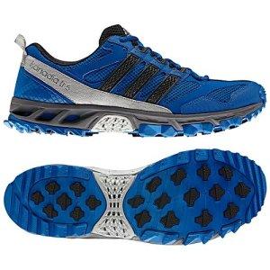 a81468b299 O primeiro par de tênis específico que usei foi o Adidas Kanadia TR 5.  Muito bom de grip